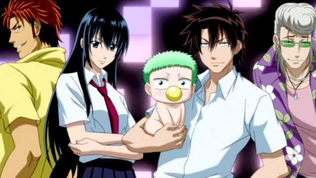 Nếu không sinh nhầm thời thì 7 anime/manga sau đây đủ sức ăn đứt Tokyo Revengers? - Ảnh 4.