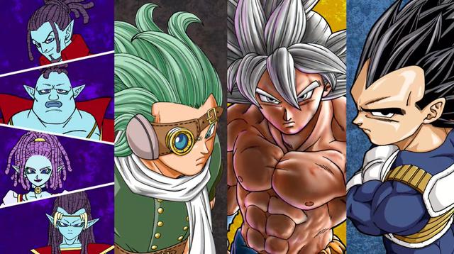 Dragon Ball Super chap 76 liệu có chứng kiến cảnh Granola giết Vegeta ngay trước mặt Goku? - Ảnh 1.
