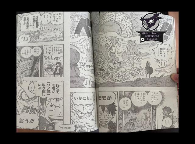 Các fan One Piece bàn luận sôi nổi về thân phận của Zoro và hình ảnh Momonosuke hóa rồng lớn trong chap 1023 - Ảnh 4.