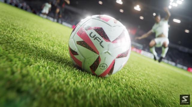 Xuất hiện game bóng đá mới UFL, đồ họa cực đẹp, thách thức cả FIFA lẫn PES - Ảnh 1.