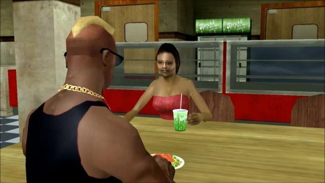"""Những trò """"đen tối"""" 18 game thủ có thể làm với """"gái xinh"""" trong GTA, cái kết khiến nhiều người kích thích - Ảnh 2."""