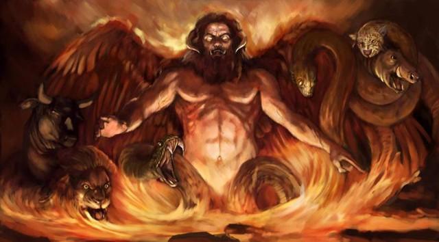 Các ác xà nổi tiếng trong thần thoại: Orochi thực ra cũng thường thôi! - Ảnh 5.