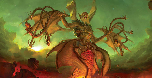Các ác xà nổi tiếng trong thần thoại: Orochi thực ra cũng thường thôi! - Ảnh 4.