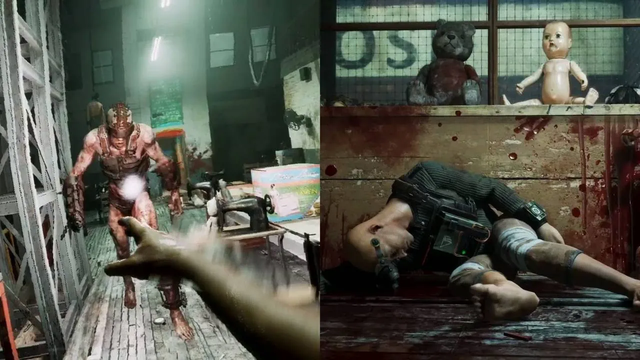 Scary with Outlast 3 trailer, including co-op play - Photo 2.