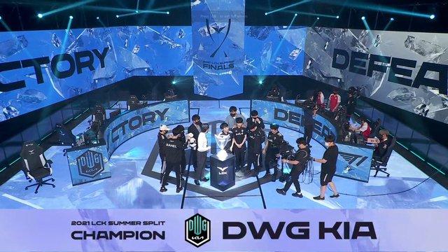 DWG KIA xô đổ hàng loạt kỷ lục cá nhân sau chức vô địch LCK -1630155624348827719060