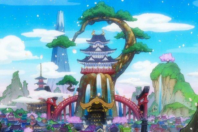 One Piece: Top 5 hòn đảo được đánh giá đẹp nhất, nơi nào cũng đầy màu sắc nhưng đều ẩn chứa những câu chuyện bi thảm - Ảnh 4.
