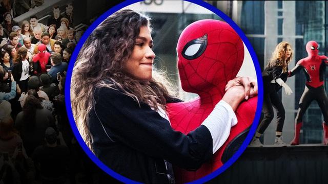 Soi trailer mới của Spider-Man: Đúng là đa vũ trụ, đếm sương sương cũng đã có ít nhất 5 phản diện đến từ các thực tại khác - Ảnh 2.