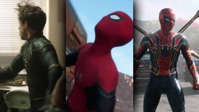 Soi trailer mới của Spider-Man: Đúng là đa vũ trụ, đếm sương sương cũng đã có ít nhất 5 phản diện đến từ các thực tại khác - Ảnh 16.