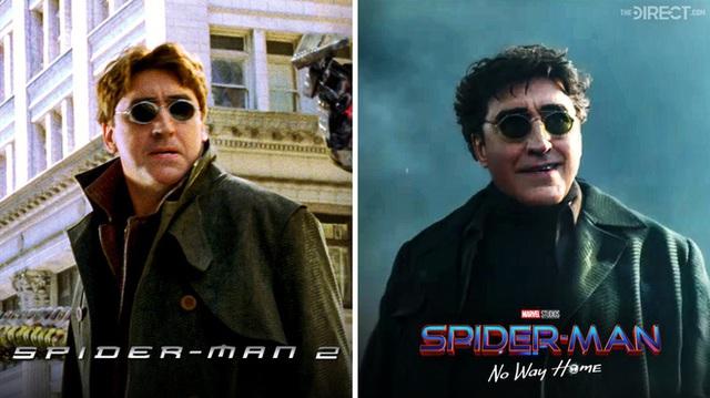 Soi trailer mới của Spider-Man: Đúng là đa vũ trụ, đếm sương sương cũng đã có ít nhất 5 phản diện đến từ các thực tại khác - Ảnh 18.