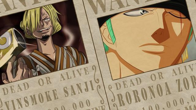 One Piece: Sau arc Wano liệu số tiền truy nã của Zoro có tiếp tục thấp hơn Sanji hay không? - Ảnh 3.