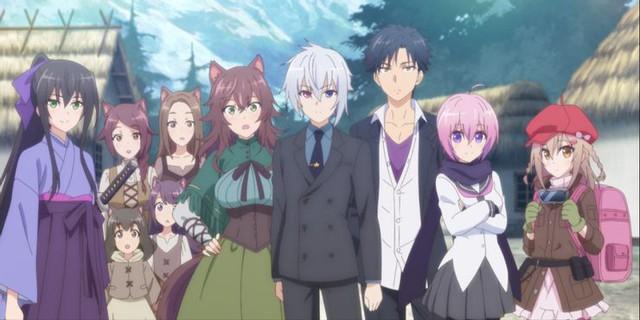 Những đặc quyền có 1-0-2 dành riêng cho nhân vật chính isekai anime (P.2) - Ảnh 6.