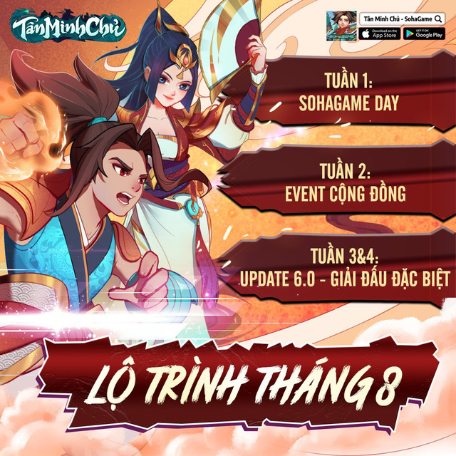 Triệu Mẫn của game thủ Việt chính thức được chọn, ra mắt ngay trong update sau của Tân Minh Chủ - Ảnh 2.