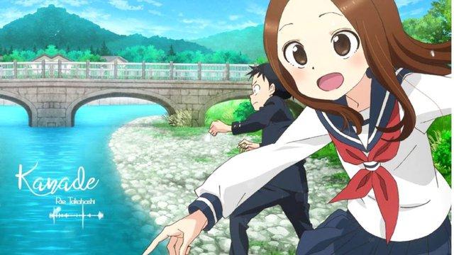 Siêu phẩm Nhất Quỷ Nhì Ma Thứ Ba Takagi công bố anime season 3 và một phim điện ảnh - Ảnh 3.