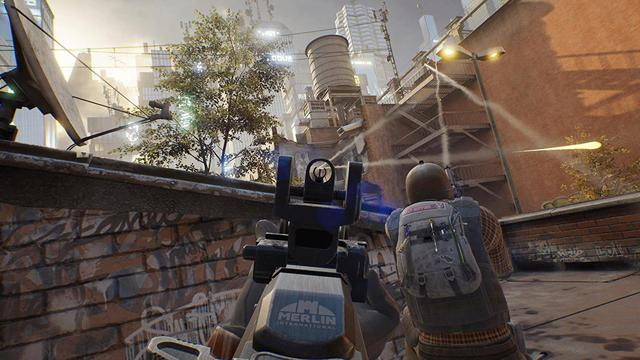 Download now Nine to Five, a free shooter that has just been released on Steam - Photo 2.