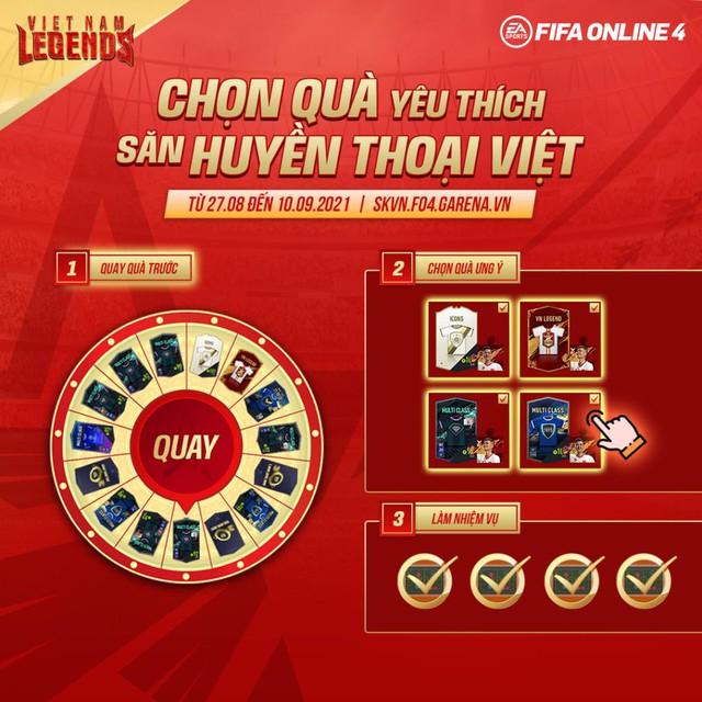 VietNam Legends: Game thủ háo hức khi FIFA Online 4 hứa tặng cầu thủ Viêt Nam - Ảnh 3.