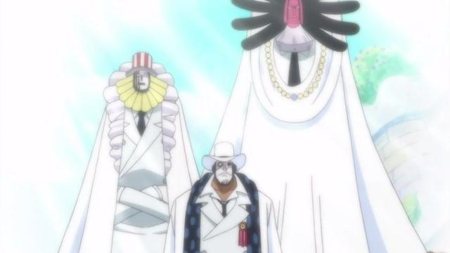 One Piece 1023 đưa ra gợi ý về hình dạng trưởng thành của Momonosuke giống với Oden? - Ảnh 4.