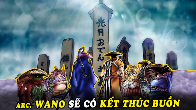 One Piece: Làm thế nào để Oda tạo ra một cái kết buồn của trận chiến Wano, Cửu Hồng Bao sẽ phải chết? - Ảnh 3.