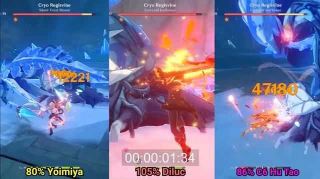 Tại sao miHoYo tạo ra một nhân vật yếu như Yoimiya lại là điều cần thiết với Genshin Impact? - Ảnh 3.