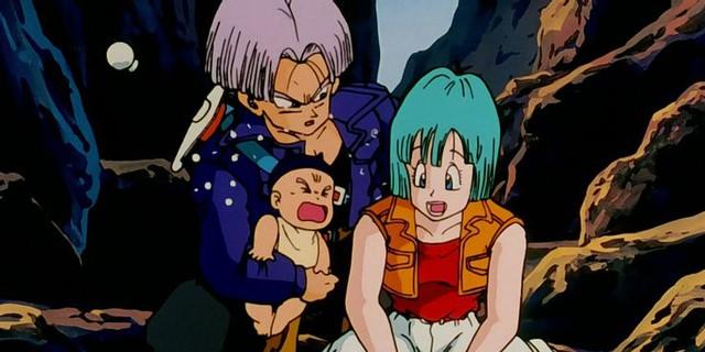 Dragon Ball: Cùng là một người, nhưng vì sao Future Trunks và Trunks có màu tóc khác nhau? - Ảnh 1.