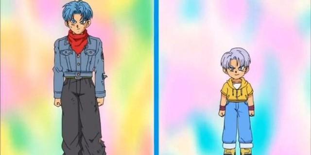 Dragon Ball: Cùng là một người, nhưng vì sao Future Trunks và Trunks có màu tóc khác nhau? - Ảnh 2.