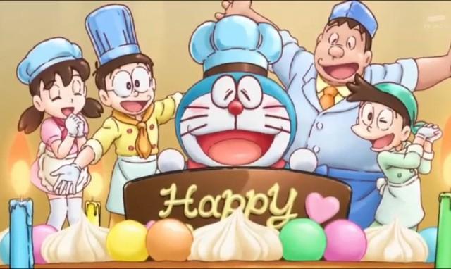 Doraemon ra mắt một tập phim đặc biệt nhân dịp sinh nhật âm 91 tuổi của Mèo Ú - Ảnh 3.