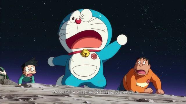 Doraemon ra mắt một tập phim đặc biệt nhân dịp sinh nhật âm 91 tuổi của Mèo Ú - Ảnh 5.