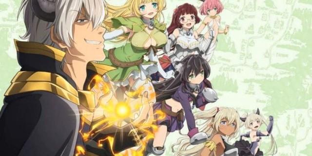 """10 nhân vật được """"buff bẩn"""" sức mạnh trong anime isekai, không làm gì vẫn trở thành trùm (P.1) - Ảnh 4."""
