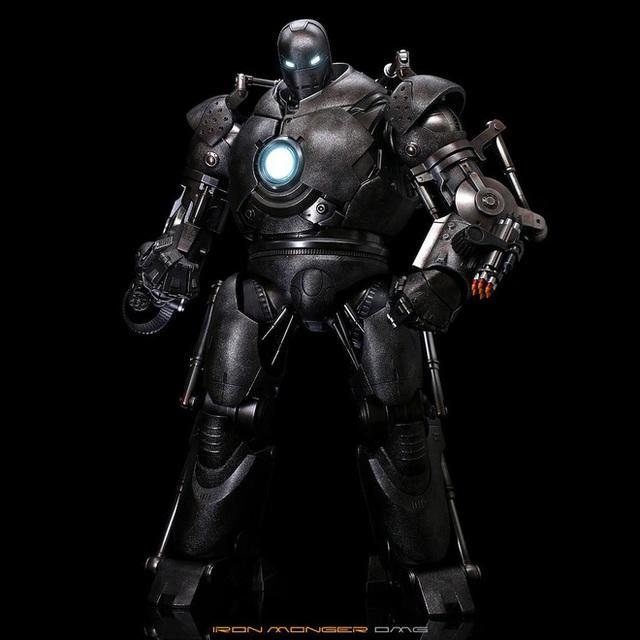 So với những bộ giáp siêu đẳng trong truyện tranh Marvel, giáp của Tony Stark trong MCU mới chỉ là hạng xoàng - Ảnh 1.