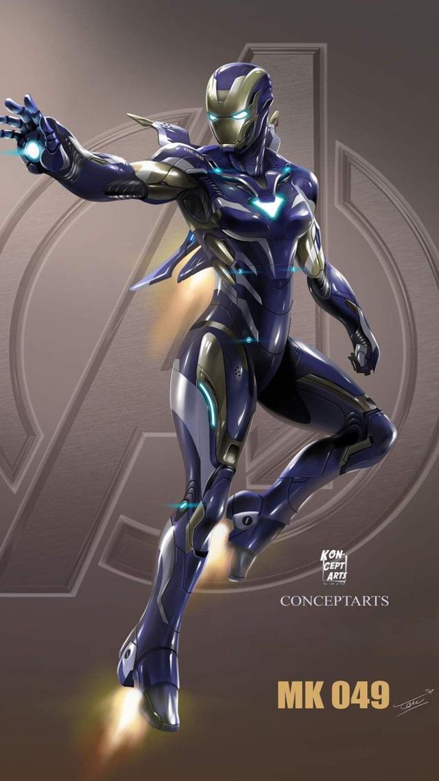 So với những bộ giáp siêu đẳng trong truyện tranh Marvel, giáp của Tony Stark trong MCU mới chỉ là hạng xoàng - Ảnh 2.