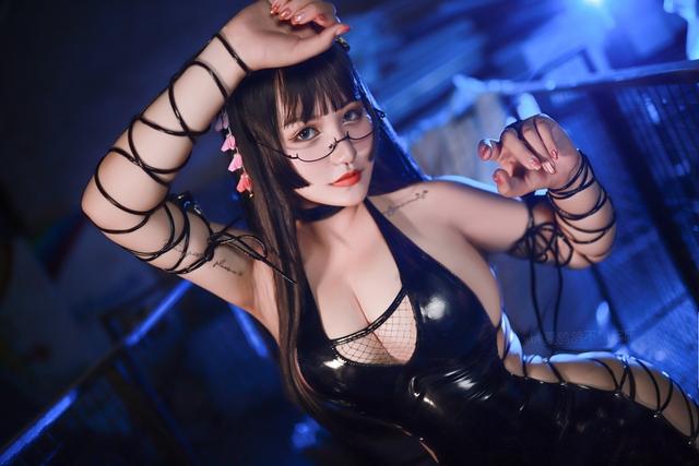 Ngắm nữ ninja bằng xương bằng thịt mới thấu vũ khí sắc đẹp hạ gục đàn ông lại nóng bỏng đến thế! - Ảnh 3.