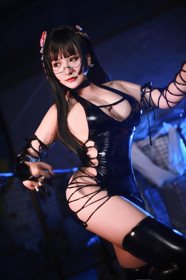 Ngắm nữ ninja bằng xương bằng thịt mới thấu vũ khí sắc đẹp hạ gục đàn ông lại nóng bỏng đến thế! - Ảnh 4.
