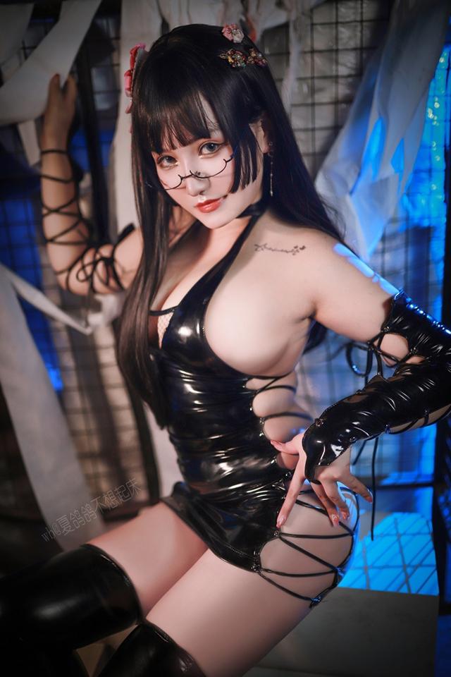 Ngắm nữ ninja bằng xương bằng thịt mới thấu vũ khí sắc đẹp hạ gục đàn ông lại nóng bỏng đến thế! - Ảnh 8.