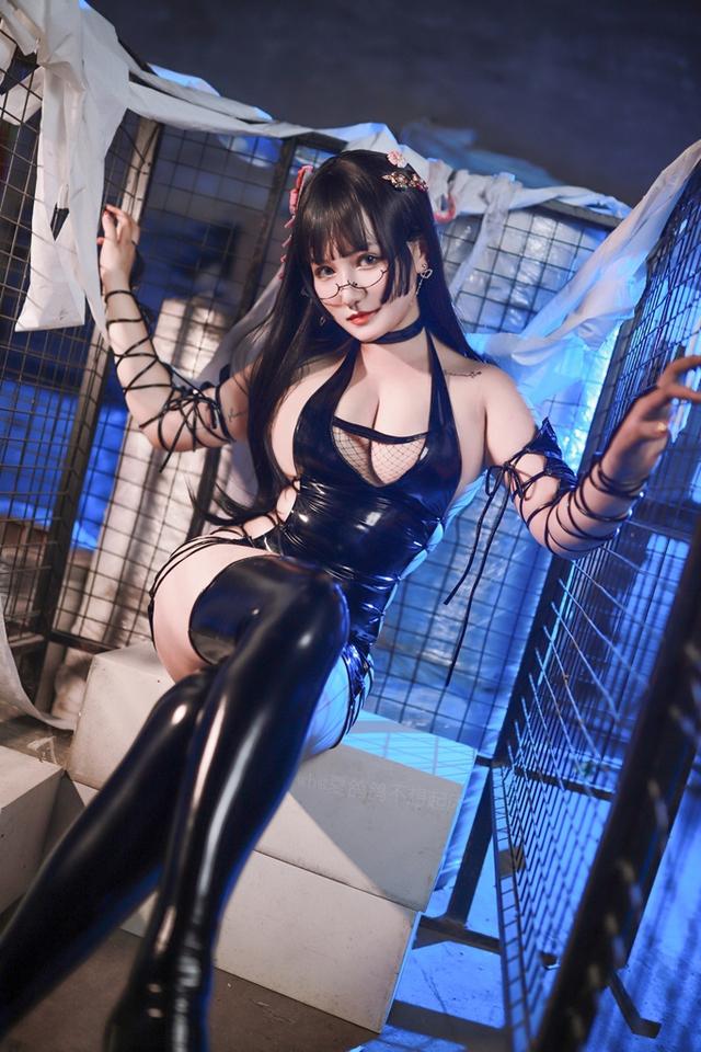 Ngắm nữ ninja bằng xương bằng thịt mới thấu vũ khí sắc đẹp hạ gục đàn ông lại nóng bỏng đến thế! - Ảnh 10.