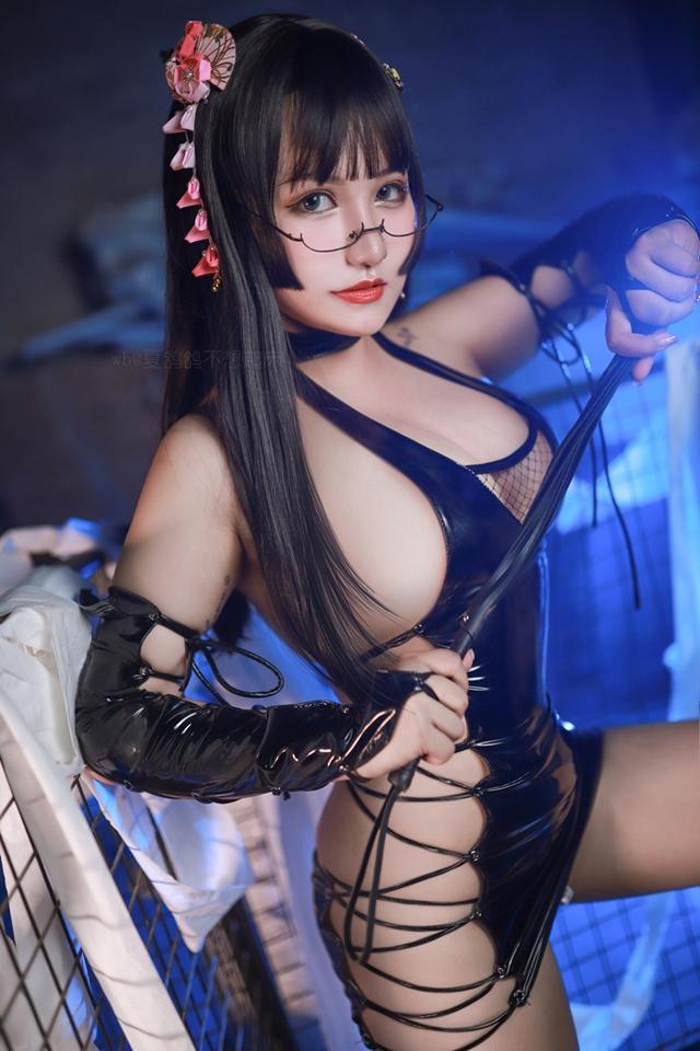 Ngắm nữ ninja bằng xương bằng thịt mới thấu vũ khí sắc đẹp hạ gục đàn ông lại nóng bỏng đến thế! - Ảnh 14.