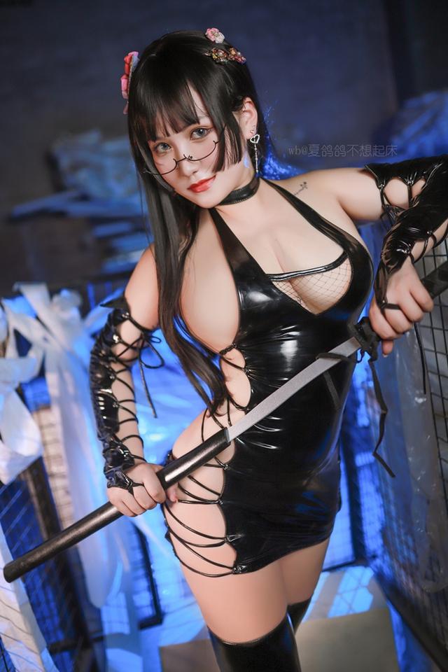 Ngắm nữ ninja bằng xương bằng thịt mới thấu vũ khí sắc đẹp hạ gục đàn ông lại nóng bỏng đến thế! - Ảnh 16.