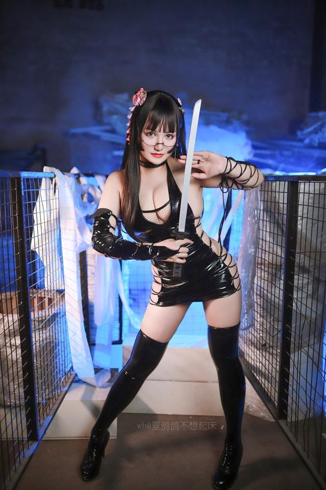 Ngắm nữ ninja bằng xương bằng thịt mới thấu vũ khí sắc đẹp hạ gục đàn ông lại nóng bỏng đến thế! - Ảnh 17.