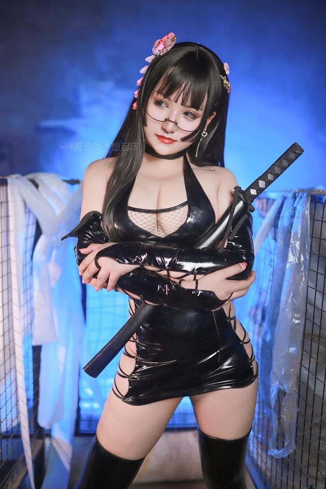 Ngắm nữ ninja bằng xương bằng thịt mới thấu vũ khí sắc đẹp hạ gục đàn ông lại nóng bỏng đến thế! - Ảnh 18.