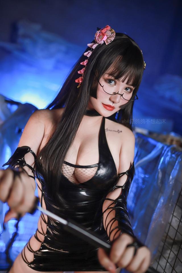 Ngắm nữ ninja bằng xương bằng thịt mới thấu vũ khí sắc đẹp hạ gục đàn ông lại nóng bỏng đến thế! - Ảnh 20.