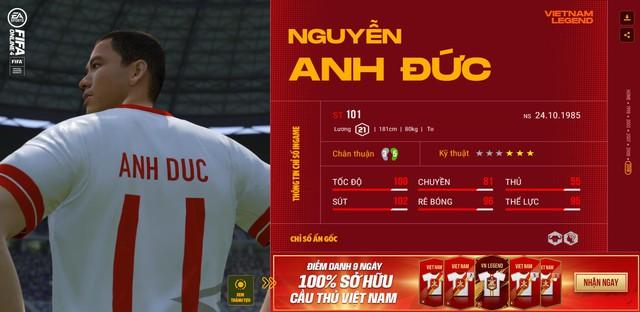 Hồng Sơn và các huyền thoại bóng đá Việt Nam bất ngờ xuất hiện trong FIFA Online 4 - Ảnh 11.