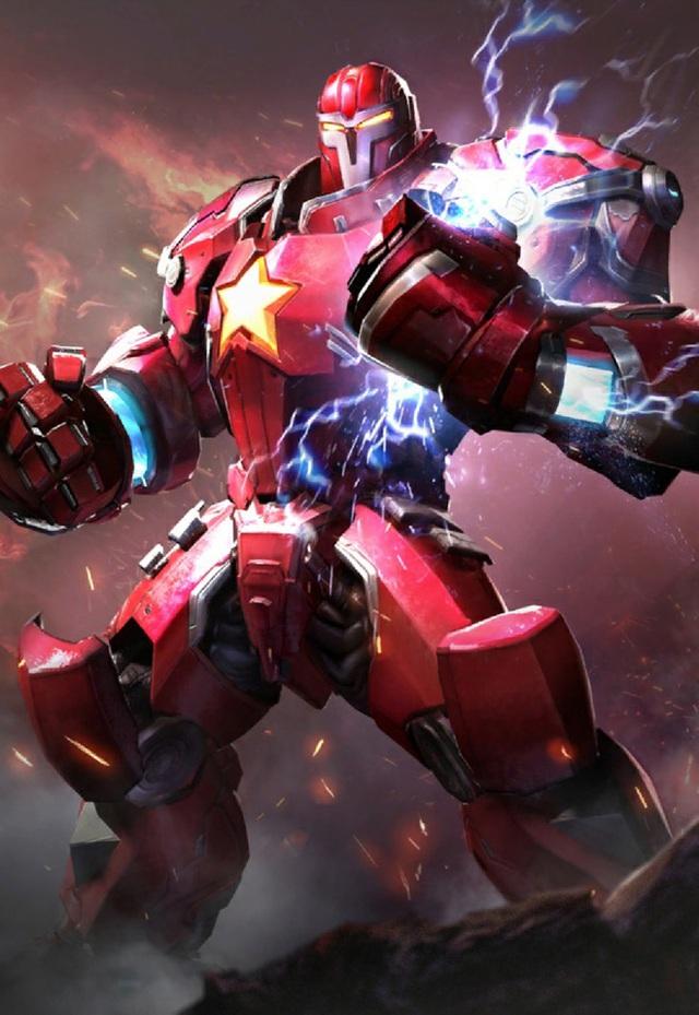 So với những bộ giáp siêu đẳng trong truyện tranh Marvel, giáp của Tony Stark trong MCU mới chỉ là hạng xoàng - Ảnh 3.
