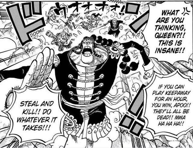 One Piece: Soi điểm yếu của băng Kaido và cơ hội chiến thắng cho Liên minh Mũ Rơm? - Ảnh 4.