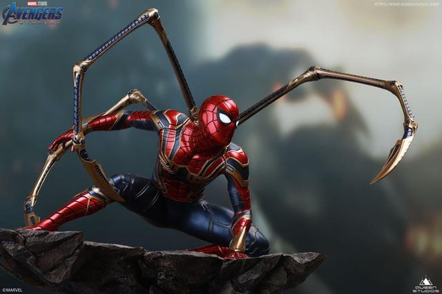 So với những bộ giáp siêu đẳng trong truyện tranh Marvel, giáp của Tony Stark trong MCU mới chỉ là hạng xoàng - Ảnh 4.