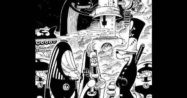 5 chủng tộc trong One Piece có liên quan đến mặt trăng, tất cả vẫn còn nhiều bí ẩn - Ảnh 4.