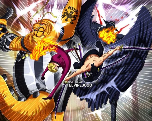 One Piece: Soi điểm yếu của băng Kaido và cơ hội chiến thắng cho Liên minh Mũ Rơm? - Ảnh 5.
