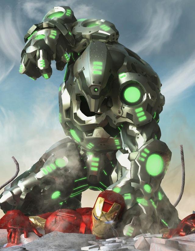So với những bộ giáp siêu đẳng trong truyện tranh Marvel, giáp của Tony Stark trong MCU mới chỉ là hạng xoàng - Ảnh 5.