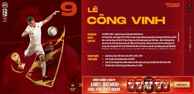 Hồng Sơn và các huyền thoại bóng đá Việt Nam bất ngờ xuất hiện trong FIFA Online 4 - Ảnh 8.