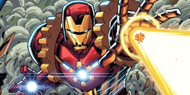 So với những bộ giáp siêu đẳng trong truyện tranh Marvel, giáp của Tony Stark trong MCU mới chỉ là hạng xoàng - Ảnh 8.