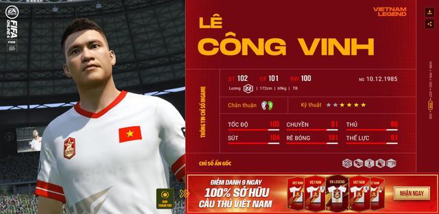 Hồng Sơn và các huyền thoại bóng đá Việt Nam bất ngờ xuất hiện trong FIFA Online 4 - Ảnh 9.