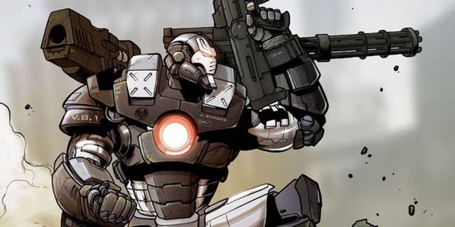 So với những bộ giáp siêu đẳng trong truyện tranh Marvel, giáp của Tony Stark trong MCU mới chỉ là hạng xoàng - Ảnh 9.