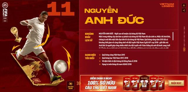 Hồng Sơn và các huyền thoại bóng đá Việt Nam bất ngờ xuất hiện trong FIFA Online 4 - Ảnh 10.